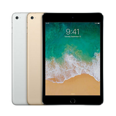 New Apple iPad Mini 4 7.9inch 128GB Retina Display WiFi Tablet US Model MK9N2LLA