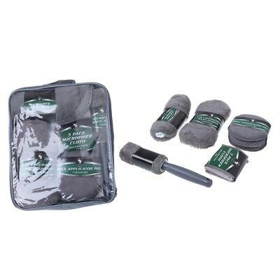 Car Cleaning Kit 9 Pieces Wheel Windscreen Cleaning Polishing Kit Car Care Hot