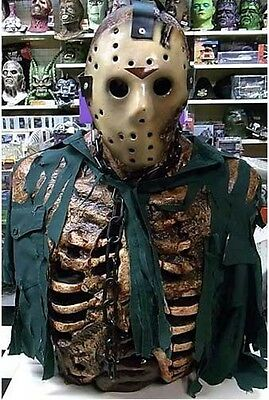 Friday the 13th Part VII The New Blood Jason Voorhees Life Size Bust Pro Handmad