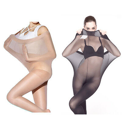 Sexy Women Lady Super Elastic Magic Tight Silk Skinny Leg Pantyhose Stocking AU