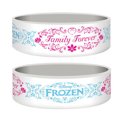 Disney Frozen - Family Forever Silicone Rubber Wristband Bracelet Gummy Official