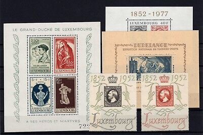 P57609/ Luxembourg / Postage / Blocks / Y&t # 7 Neuf ** / Mint Mnh 145 €
