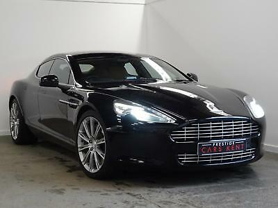2011 Aston Martin Rapide V12 4dr Touchtronic Auto Petrol grey Automatic