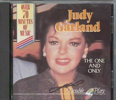 Judy Garland - The One and Only - In Original Jewel Case and Artwork