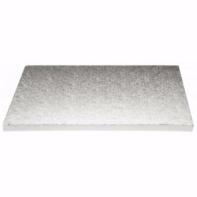 """10 x 8 """" rectangle thick cake board /drum  FAST DESPATCH"""