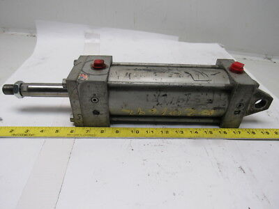 """Milwaukee A-61 3-1/4"""" Bore 6-1/2"""" Stroke 1"""" Rod 250 PSI Clevis Air Cylinder"""