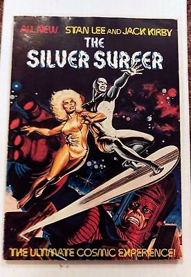 The Silver Surfer Fireside Trade Paperback -- Ultimate Cosmic Experience FN/VF