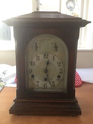 Antique Bracket Type Clock