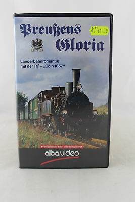 Eisenbahn Video, Preussens Gloria T9, Alba-Video