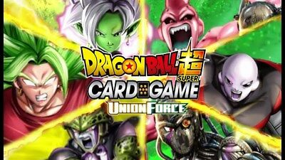 Dragon Ball Super: Union Force: Booster Box Sealed 24 Packs