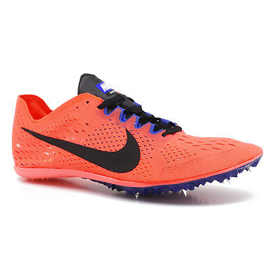 0a949cc58d New Nike Zoom Victory 3 Mens Track Field Spikes Mid Distance Racing Shoes  Orange