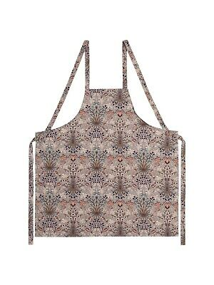 House of Hackney Hyacinth Cotton Apron - Dove Grey