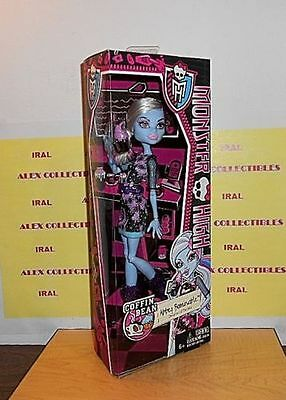 2013 Monster High - Coffin Bean - Abbey Bominable