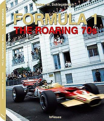 Formula 1: The Roaring 70s (English, German, French, Spanish and Italian