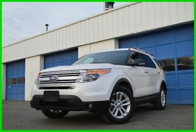 2015 Ford Explorer XLT Navigation Heated Leather Seats Power Moonroof Rear View Camera Sync Excellent