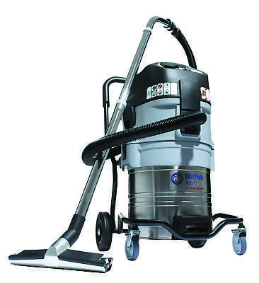 NILFISK IVB 7 Series Dust Class M Industrial Wet and Dry Safety Vacuum
