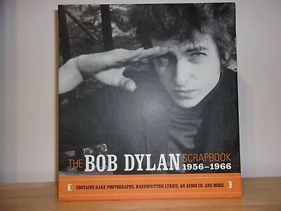 Bob Dylan, L'album, 1956-1966 - the bob dylan scrapbook
