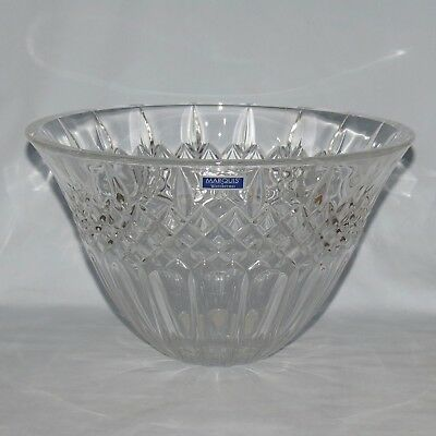 WATERFORD CRYSTAL BOWL MARQUIS SHELTON 25cm new in box Made in Germany