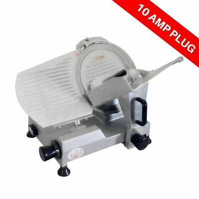 Oz Chef Economic Meat & Food Slicer Electric Deli Kitchen Appliances 250mm Blade