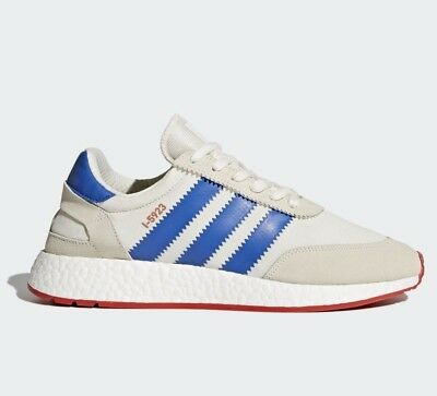 New Men's ADIDAS ORIGINALS Iniki BB2093 I5923 WHITE RED BLUE PRIDE OF THE 70S