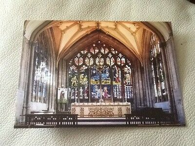 Postcard - Church of St Mary Redcliffe, Bristol, UK (D)