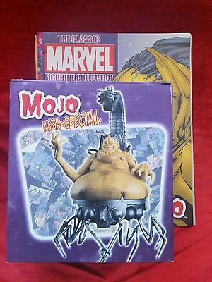 MOJO Mega Special MARVEL COMIC CLASSIC FIGUR EAGLEMOSS COLLECTION Figurine