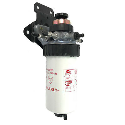 FORD TRANSIT MK6 2.4 Di TDDi FUEL FILTER HOUSING WITH FILTER YC159155AM 1309234