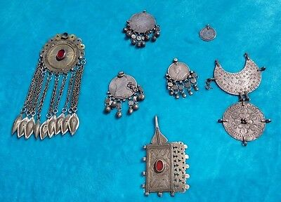 My Collection Of Authentic Antique Tribal Jewellery