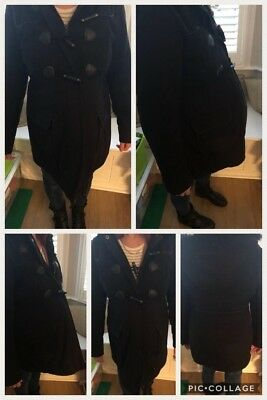 New look size 12 Maternity coat