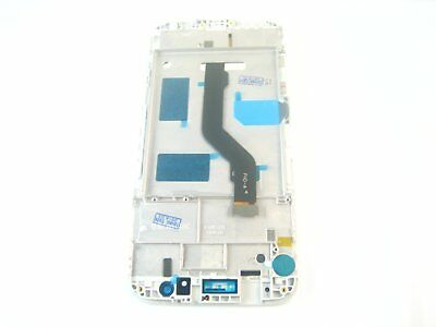 White~Full Touch Digitizer Screen LCD Display+Frame for Huawei G7 Plus