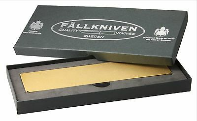 Fallkniven Sweden Dc521 Diamond / Ceramic Bench Size Whetstone 55 X 210 Mm