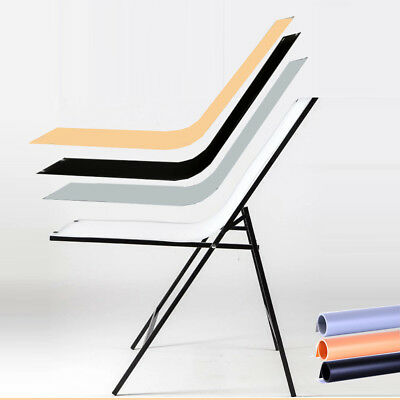 Easy Set Up Studio Shooting Table Still Life Table Product 60X100Cm Chair Photo