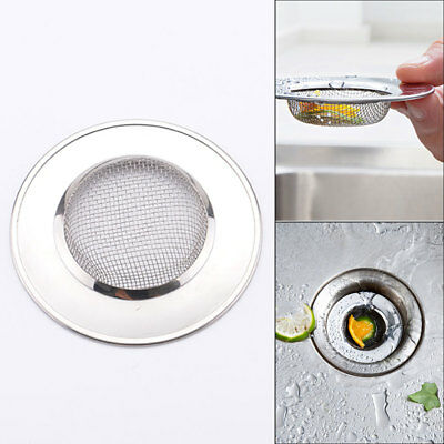 Kitchen Sink Strainer Bath Strainer Plug Filter Plug Hole Waste Clean