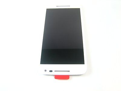 White~Full Touch Screen+LCD Display FOR Moto G3 3rd Gen XT1540 XT1548