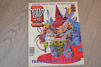 2000Ad - The Best Of 2000Ad Monthly - #100 - January 1994 - C218