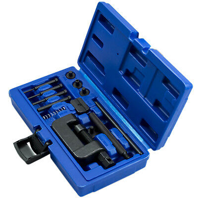 CHAIN BREAKER AND RIVETING TOOL KIT FOR Mercedes Benz & BMW