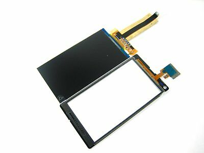 Black~Touch Digitizer Screen with LCD Display Repair for Sony Xperia L S36h