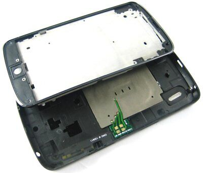 Black~Repair Housing Gehäuse Cover for LG Google Nexus 4 / E960