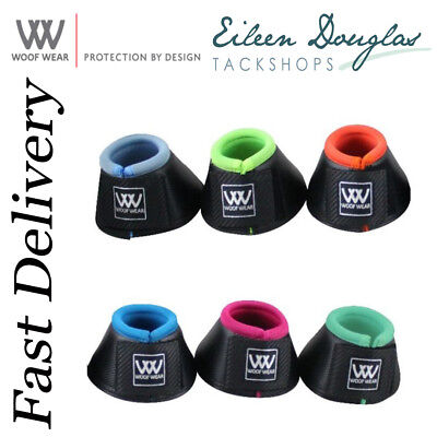 Woofwear Pro Over Reach Boots Horse Exercise Field Bell Boots