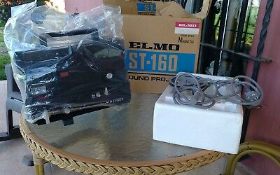 Elmo ST 160 8mm Sound Projector