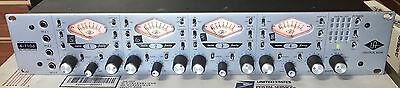 Universal Audio 4-710D 4ch Tube Preamp - Great Conidition