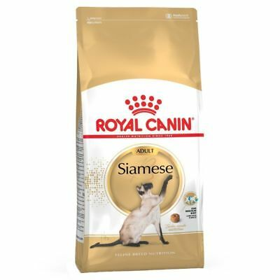 Royal Canin Siamese Adult Specific Dry Cat food     4kg     10kg    2 x 10kg