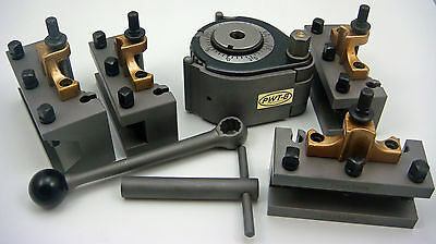 Quick Change Tool Post system Multifix QCTP size B BD25120