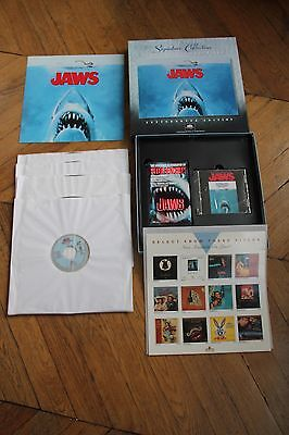 Jaws: Limited Edition 1975 Laserdisc LD NTSC CAV THX SIGNATURE Collection 42583