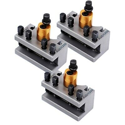 3 holders AaD1250 QCTP system Multifix size Aa