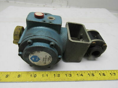 """AMG SAF010 F05 Pneumatic Actuator Double Acting 3/4"""" NPT"""