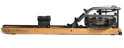 New Pure Design VR2 Water Resistant Rower with Beech Wood Rails