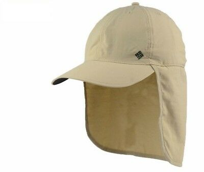 Columbia Schooner Bank Cachalot III Omni Shade Sun Protection UPF50 Hat Cap BS