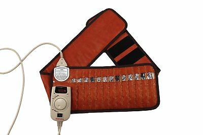 MediCrystal FIR Amethyst Belt - PEMF - Negative Ion - Far Infrared Heating Pad