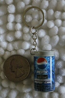 Pepsi Applauding Can Total Rewards Harrah's Casinos Keychain Keyring Rare
